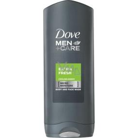 Dove Men + Care Extra Fresh sprchový gel pro muže 250 ml