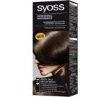 Syoss Professional barva na vlasy 4 - 1 středně hnědý