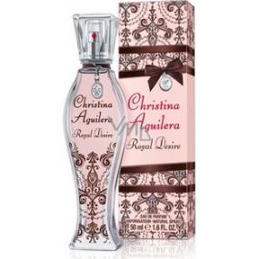 Christina Aguilera Royal Desire parfémovaná voda pro ženy 50 ml