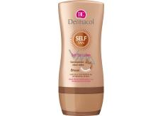 Dermacol Self Tan Lotion Samoopaľovacie telové mlieko 200 ml