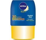 Nivea Sun Kids OF30 kapesní mléko na opalování pro děti 50 ml