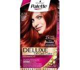 Schwarzkopf Palette Deluxe farba na vlasy 678 Intenzívna červená 115 ml