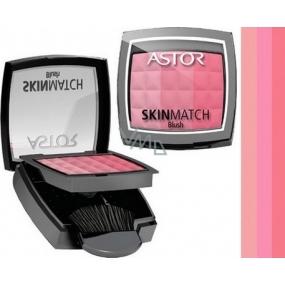 Astor Skin Match Trio Blush tvářenka 002 Peachy Coral 8,25 g