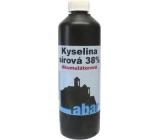 Labar kyselina sírová 38% Akumulátorová 600 g Příplatek za dopravné balíkem 499 Kč