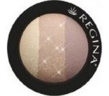 Regina Trio minerální oční stíny 02 přírodní oříšek 3,5 g