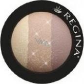 Regina Trio minerálne očné tiene 02 prírodné oriešok 3,5 g