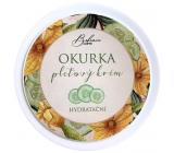 Bohemia Gifts Cosmetics Uhorka hydratačný pleťový krém 200 ml