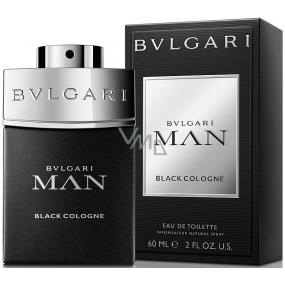 Bvlgari Man Black Cologne toaletní voda 60 ml