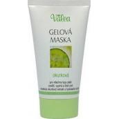 Valea Okurková gelová maska pro všechny typy pleti 60 ml