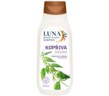 Alpa Luna Žihľava bylinný šampón na vlasy, regeneruje a vyživuje vlasové korienky 430 ml