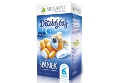 Megafyt Bylinková lekáreň Spánok bylinný čaj pre deti 20 x 2 g