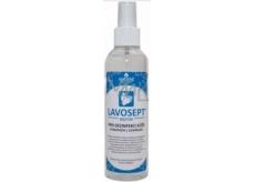 Amoena Lavosept Trnka dezinfekcia kože roztok pre profesionálne použitie 200 ml rozprašovač