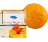 Kappus Orange Hibiscus - Ibištek luxusné toaletné mydlo 125 g