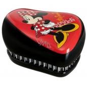 Tangle Teezer Compact Profesionální kompaktní kartáč na vlasy, Disney Minnie Mouse Red