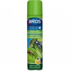 Bros Zelená sila proti muchám a komárom 300 ml