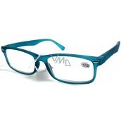 Okuliare diop.plast. + 1 tyrkysovo zelenej mat MC2 ER4040