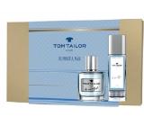 Tom Tailor Be Mindful Man toaletná voda 30 ml + parfumovaný deodorant sklo 75 ml, darčeková sada