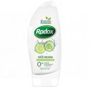 Radox Sensitive Svieži uhorka sprchový gél pre citlivú pokožku 250 ml