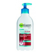 Garnier Skin Naturals Pure Active gel k hloubkově čištění pórů 200 ml