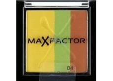 Max Factor Max Effect Trio Eye Shadows oční stíny 04 Queen Bee 3,5 g