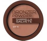 Gabriella salva Bronzer Powder SPF15 púder 01 8 g