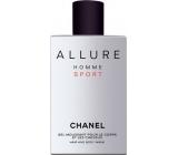 Chanel Allure Homme Sport sprchový gél 200 ml