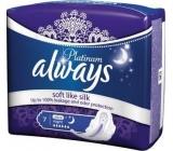 Always Platinum Ultra Night hygienické vložky s křidélky 7 kusů