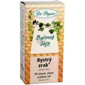 Dr. Popov Bystrý zrak bylinný čaj s obsahom očianky lekárskeho 50 g