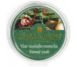 Heart & Home Vůně vánočního stromečku Sojový přírodní vonný vosk 27 g