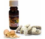 Slow-Natur Orechovo vanilkový koláčik Vonný olej 10 ml