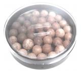 Amoené Kuličkový pudr odstín č. 1 16 g