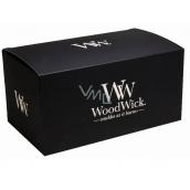 WoodWick Dárková krabička na svíčku se širokým knotem loď 453,6 g 9,4 x 11,7 x 19,3 cm