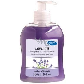 KAPPUS tekuté mýdlo 300ml 3-0906 Levandule  9066