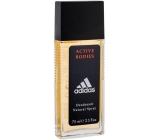 Adidas Active Bodies parfumovaný deododant sklo pre mužov 75 ml