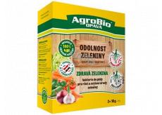 AgroBio Inporo Zdravá zelenina 1 x 10 g + Inporo Rast zeleniny 1 x 10 g - odolnosť zeleniny súprava z baktérií