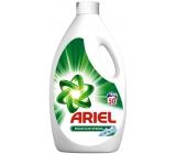 Ariel Mountain Spring tekutý prací gel pro čisté a voňavé prádlo bez skvrn 50 dávek 3,25 l