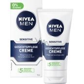 Nivea Men Sensitive upokojujúci pleťový krém 75 ml