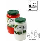 Bolsius Angela olejová kompozitný sviečka doba horenia 2,5 dňa 1 kus