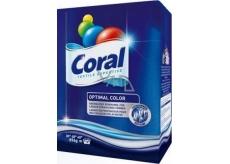 Coral Optimal Color prací prášek na barevné prádlo 18 dávek 896 g