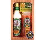 Bohemia Gifts & Cosmetics Beer Spa Sprchový gel 250 ml + Koupelová pěna 500 ml + Toaletní mýdlo 70 g, kosmetická sada
