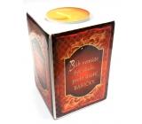 Nekupto Keramický svícen Bůh nemůže být všude, proto stvořil babičky 9 x 6 cm