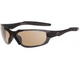 Relax Nargo kategorie 3 černé sluneční brýle R5323C