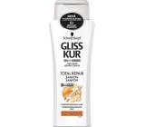 Gliss Kur Total Repair 19 regeneračný šampón na vlasy 250 ml