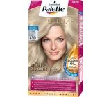 Schwarzkopf Palette Deluxe Intense Oil Care Color barva na vlasy 130 Titanově plavý