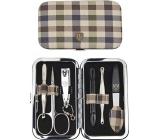 Kellermann 3 Swords Luxusná manikúra 6 dielna Fashion Materials v aktuálnom módnom materiáli 7858 FN