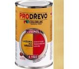 Colorlak Lazura Lusonol S1023 synteticná penetrační lazura Bezbarvý 2,5 l