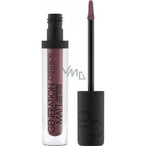 Catrice Generation Matt Comfortable Liquid Lipstick tekutá rtěnka 100 Llama Pooh 5 ml