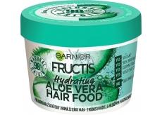 Garnier Fructis Aloe Vera Hair Food hydratační maska pro normální až suché vlasy 390 ml