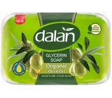 Dalan Organic Olive Oil glycerínové mydlo 100 g