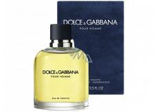 Dolce & Gabbana pour Homme toaletná voda 125 ml